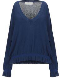L'Autre Chose Pullover - Bleu