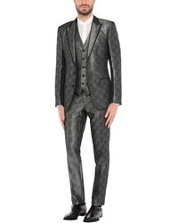 Dolce & Gabbana Suit - Metallic