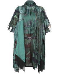Sacai - Short Dress - Lyst
