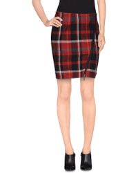 ELEVEN PARIS - Knee Length Skirt - Lyst