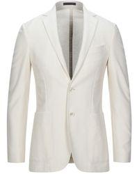 The Gigi Suit Jacket - White
