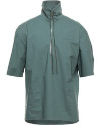 Maison Kitsuné Camisa - Verde