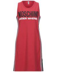 Moschino Nightdress - Red