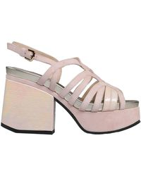Alberto Guardiani Sandals - Pink
