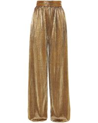 SemSem Casual Trouser - Metallic