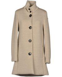 Rrd Overcoat - Natural