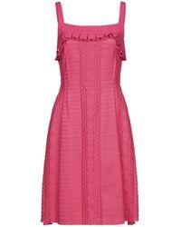 Capucci Short Dress - Pink
