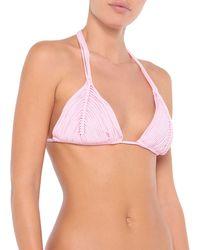 Pilyq Bikini Top - Pink