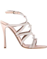 Tabitha Simmons Sandals - Pink