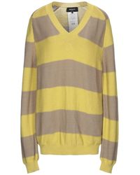 Rochas Pullover - Gelb