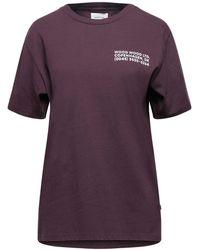 WOOD WOOD T-shirt - Purple