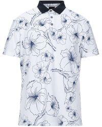Armani Exchange Polo Shirt - White