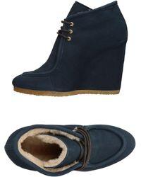Vicini Zapatos de cordones - Azul