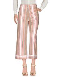 PURIFICACION GARCIA - Casual Trouser - Lyst