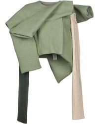 Rick Owens Coat - Green