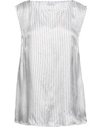 Cappellini By Peserico Top - Grey