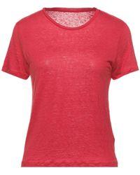 Majestic Filatures T-shirt - Red