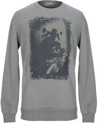 Athletic Vintage Sweatshirt - Gray