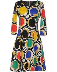 Class Roberto Cavalli | Short Dress | Lyst