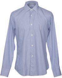 Tessabit Como - Shirt - Lyst