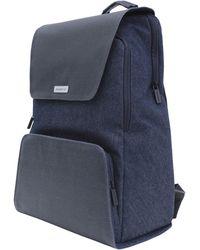 Moleskine Backpacks & Fanny Packs - Blue