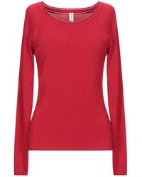 Lavand Pullover - Rot