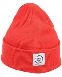 Daniele Alessandrini Homme Hat - Red