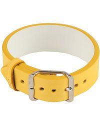 Maison Margiela Armband - Gelb