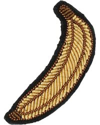 Macon & Lesquoy - Brooch - Lyst