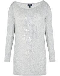 Armani Jeans Sweatshirt - Grey