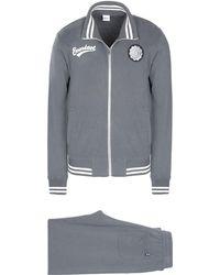 Everlast Sweat-Outfit - Grau