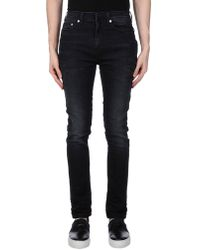 Neil Barrett - Denim Trousers - Lyst