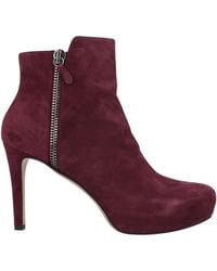 the best attitude 0ee98 f295d Ankle Boots - Purple