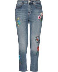 ESCADA Pantalon en jean - Bleu