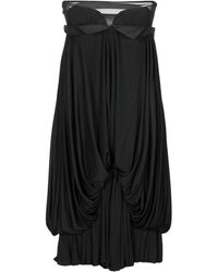 Viktor & Rolf Short Dress - Black