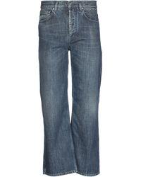 Givenchy Pantalon en jean - Bleu