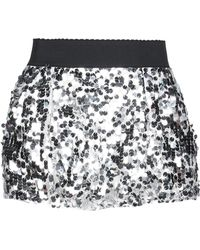 Dolce & Gabbana Shorts - Metallizzato