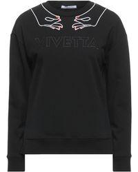 Vivetta Sweatshirt - Black