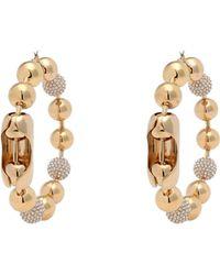 Marc Jacobs Earrings - Metallic
