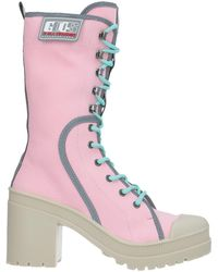 Gcds Ankle Boots - Pink