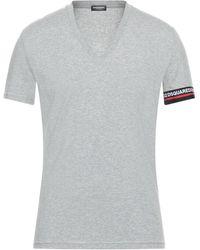 DSquared² Unterhemd - Grau