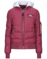 Alpha Industries Synthetic Down Jacket - Multicolor