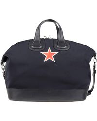 Givenchy Travel Duffel Bags - Black