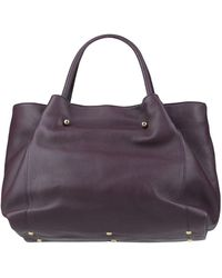 Ghibli Handbag - Purple