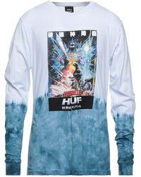 Huf T-shirt - White