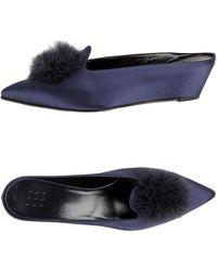 Trademark Mules & Clogs - Blue
