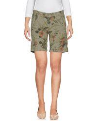 40weft - Bermuda Shorts - Lyst