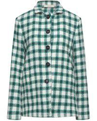 Massimo Alba Suit Jacket - Green