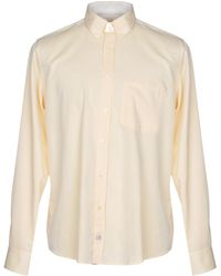 Panama Shirt - Yellow