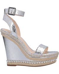 Jessica Simpson Sandals - Metallic